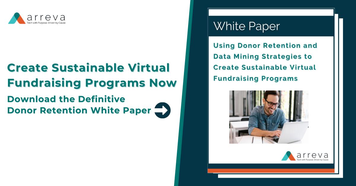 Final Linkedin-Social Image - Donor Retention White Paper